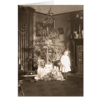 Christmas, Sacramento, CA, c.1911 Greeting Card