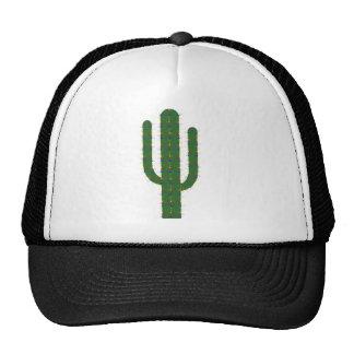 Christmas Saguaro Trucker Hat
