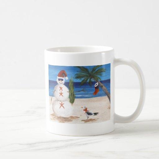 Christmas Sandman 2013.jpg Classic White Coffee Mug