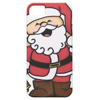 Christmas Santa iPhone 5 Covers