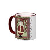 Christmas Santa Christmas Mug mug