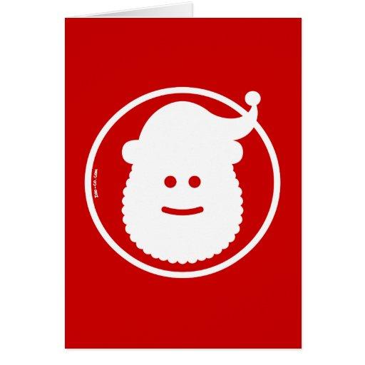 Christmas Santa Claus Avatar Card