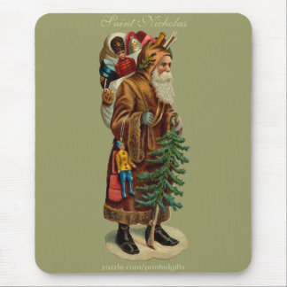 CHRISTMAS SANTA CLAUS Collection Mouse Pad