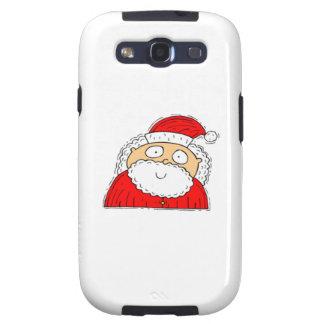 Christmas Santa Claus Galaxy S3 Case