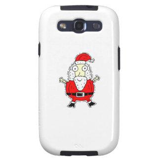 Christmas Santa Claus Galaxy S3 Covers