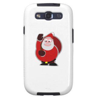 Christmas Santa Claus Galaxy SIII Cases