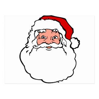 Christmas Santa Claus Post Cards