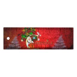 Christmas, Santa Claus Ruler