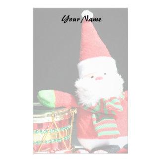 Christmas Santa Claus stationary Stationery