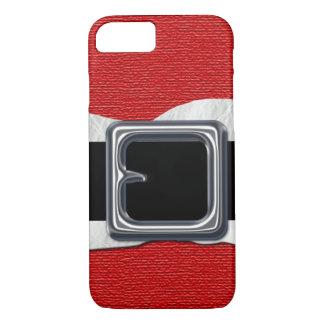 Christmas Santa Claus Suit Holiday Design Xmas iPhone 7 Case