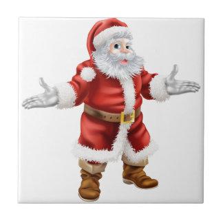 Christmas Santa Claus Tile