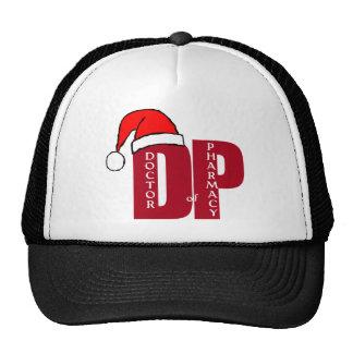 CHRISTMAS SANTA DP - DOCTOR OF PHARMACY TRUCKER HAT