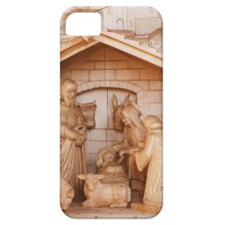 Christmas Santa Faith Love Peace Office Destiny iPhone 5/5S Case