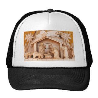 Christmas Santa Faith Love Peace Office Destiny Mesh Hat
