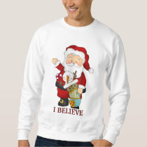 Christmas Santa holiday t-shirt