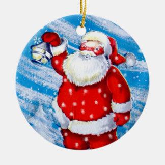 Christmas Santa Christmas Ornament