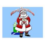 Christmas Santa Post Cards