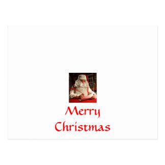 Christmas/Santa Postcards
