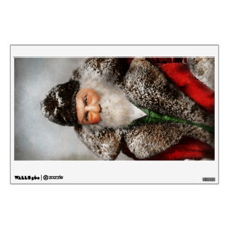 Christmas - Santa - Saint Nicholas 1895 Wall Decal