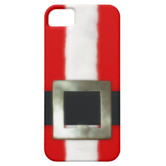 Christmas Santa Suit Barely There™ iPhone 5 Case