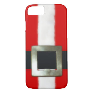 Christmas Santa Suit iPhone 7 Case