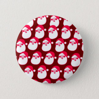 Christmas Santa Wallpaper Button