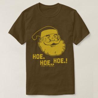 CHRISTMAS SANTA WITH MANY HO.. T-Shirt