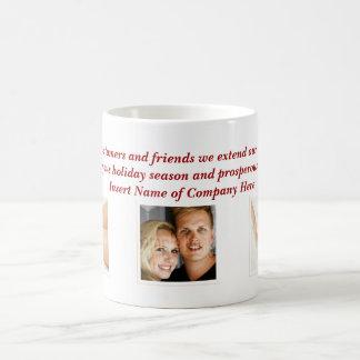 Christmas sayings Xmas Corporate photo Mugs