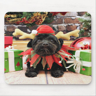 Christmas - Schnoodle - Otto Mousepads