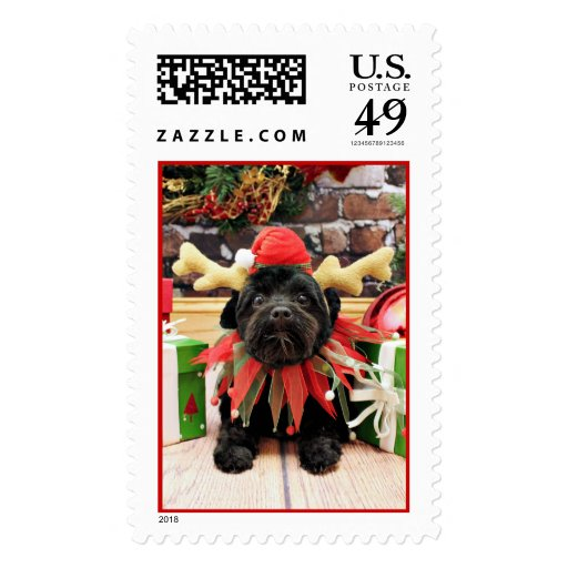 Christmas - Schnoodle - Otto Postage