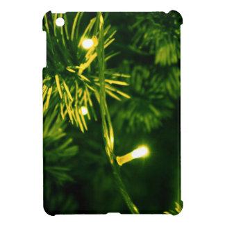 Christmas season background iPad mini case
