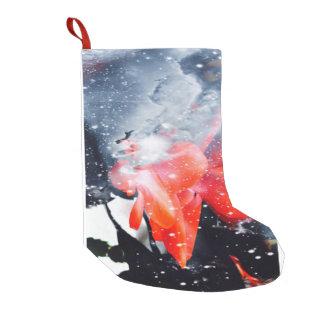 Christmas season small christmas stocking