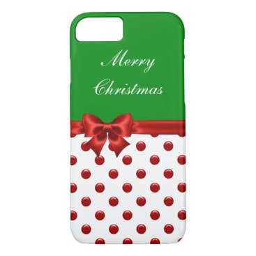 Christmas Themed Christmas Seasonal iPhone 7 Case