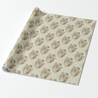 Christmas Secrets Wrapping Paper