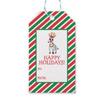 Christmas Shane the Donkey Gift Tags