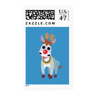 Christmas Shane the Donkey Postage