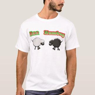 Christmas Sheep Baa Humbug Design T-Shirt