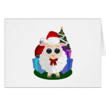 Christmas - Sheep Card