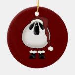 Christmas Sheep Ornament