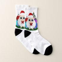 Christmas - Sheep Socks