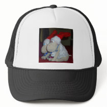 Christmas Sheep Trucker Hat