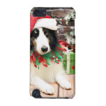 Christmas - Sheltie - Bandit iPod Touch 5G Cover