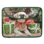 Christmas - Shih Tzu - Bailey MacBook Pro Sleeve