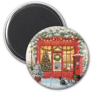 Christmas Shop Magnets