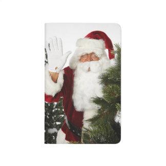 Christmas Shopping List Holiday Xmas Santa Claus Journal