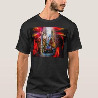 Christmas Shopping New York - Weihnachtsshopping T-Shirt