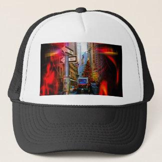 Christmas Shopping New York - Weihnachtsshopping Trucker Hat