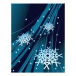 Christmas shutter stock letterhead