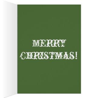 Christmas SIlken Windhound Puppy Cards