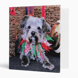 Christmas - SilkyPoo - Tazie Binder